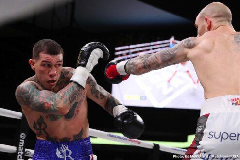 Gabriel Rosado, Jono Carroll, Katie Taylor, Maciej Sulecki, Tevin Farmer - Boxing News