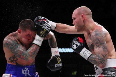Gabriel Rosado Luke Campbell Maciej Sulecki Boxing News Boxing Results