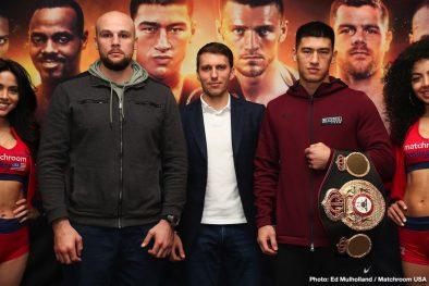 Dmitry Bivol Joe Smith Jr. Boxing News Top Stories Boxing