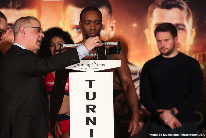 Dmitry Bivol, Joe Smith Jr. - Boxing News