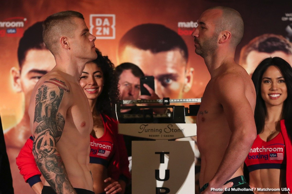 Callum Johnson - Callum Johnson says his clash with Sean Monaghan on Saturday at the Turning Stone Resort Casino in Verona, New York on Saturday March 9, live on DAZN in the US and on Sky Sports in the UK, is a bigger fight than his World title challenge – as victory can lead to another World title shot, but defeat sends him to the wilderness.