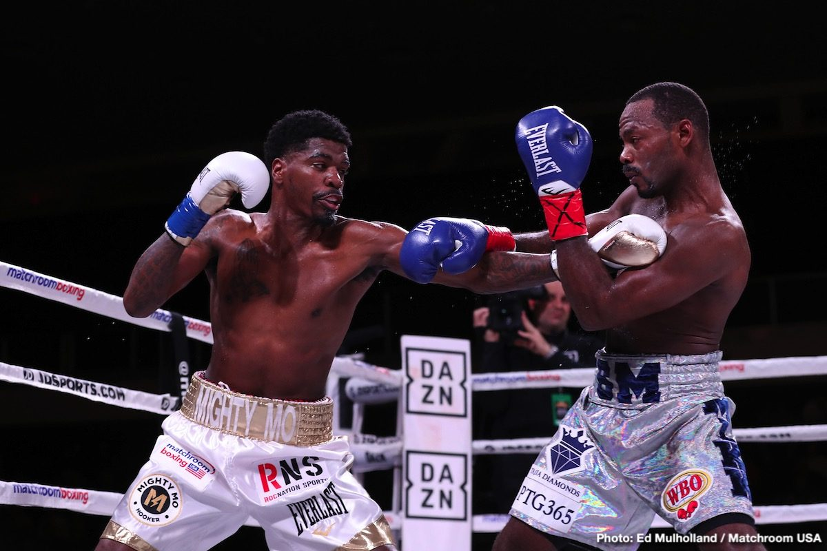 Maurice Hooker Mikkel Lespierre Boxing News Boxing Results