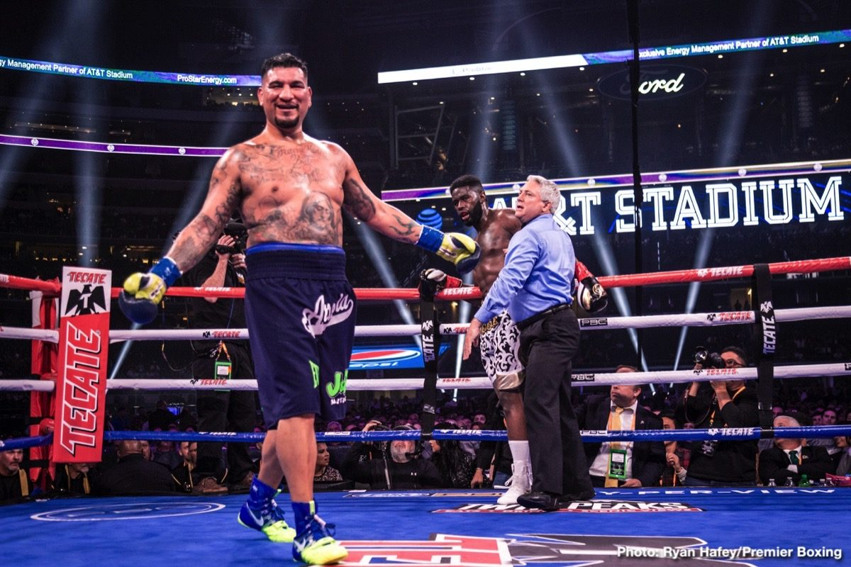 Chris Arreola Vitali Klitschko Boxing News