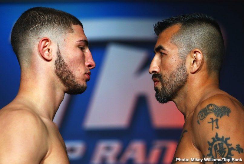 Bogdan Dinu Kubrat Pulev Boxing News