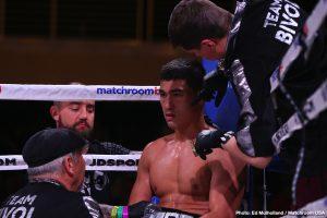 Dimitry Bivol will have 6 weeks to train for Canelo Alvarez fight
