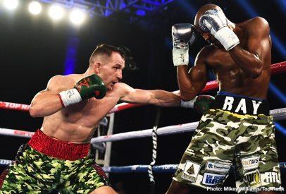 Doudou Ngumbu Ray Robinson Boxing News Boxing Results Top Stories Boxing