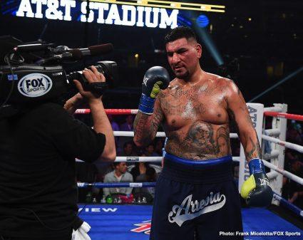 Charles Martin Chris Arreola Boxing News Boxing Results Top Stories Boxing