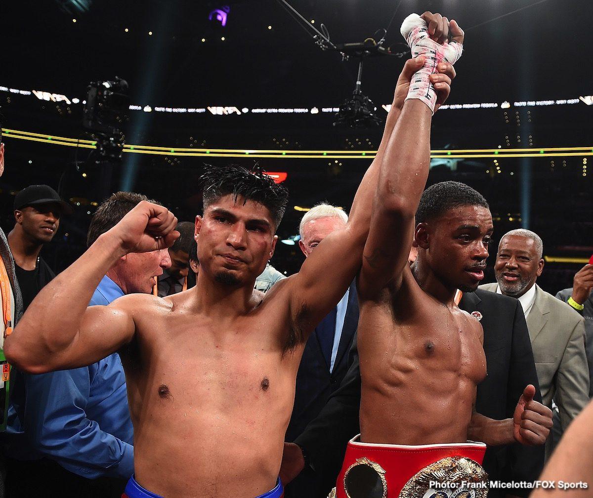 Floyd Mayweather Jr, Gervonta Davis, Mayweather Promotions, Mikey Garcia - Boxing News