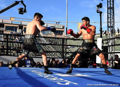Amir Mansour Efe Ajagba Shawn Porter Yordenis Ugas Boxing News Boxing Results Top Stories Boxing