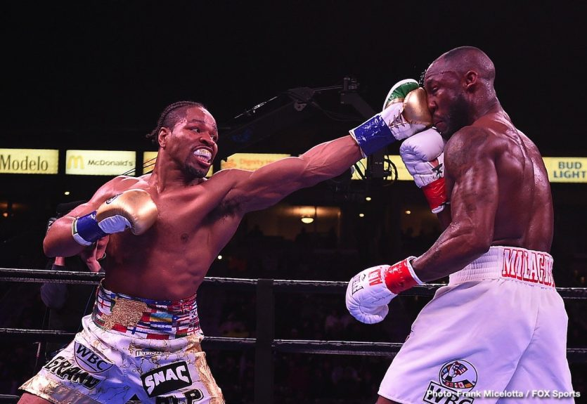 Shawn Porter Yordenis Ugas Boxing News