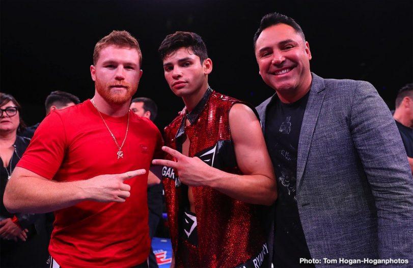 Ryan Garcia Boxing News Boxing Results Top Stories Boxing