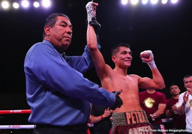 Ryan Garcia Boxing News Boxing Results