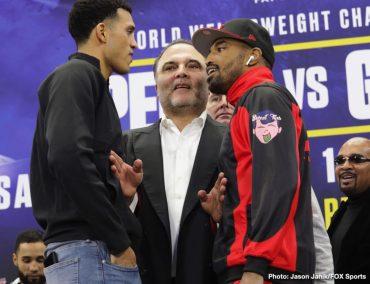 Charles Martin Chris Arreola David Benavidez Errol Spence Jr. J'Leon Love Jean Pierre Augustin Luis Nery Mikey Garcia Boxing News