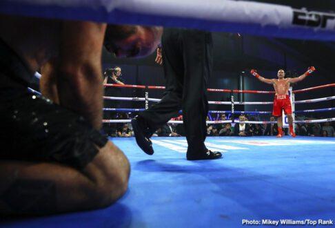Bogdan Dinu, Jessie Magdaleno, Kubrat Pulev - Boxing News