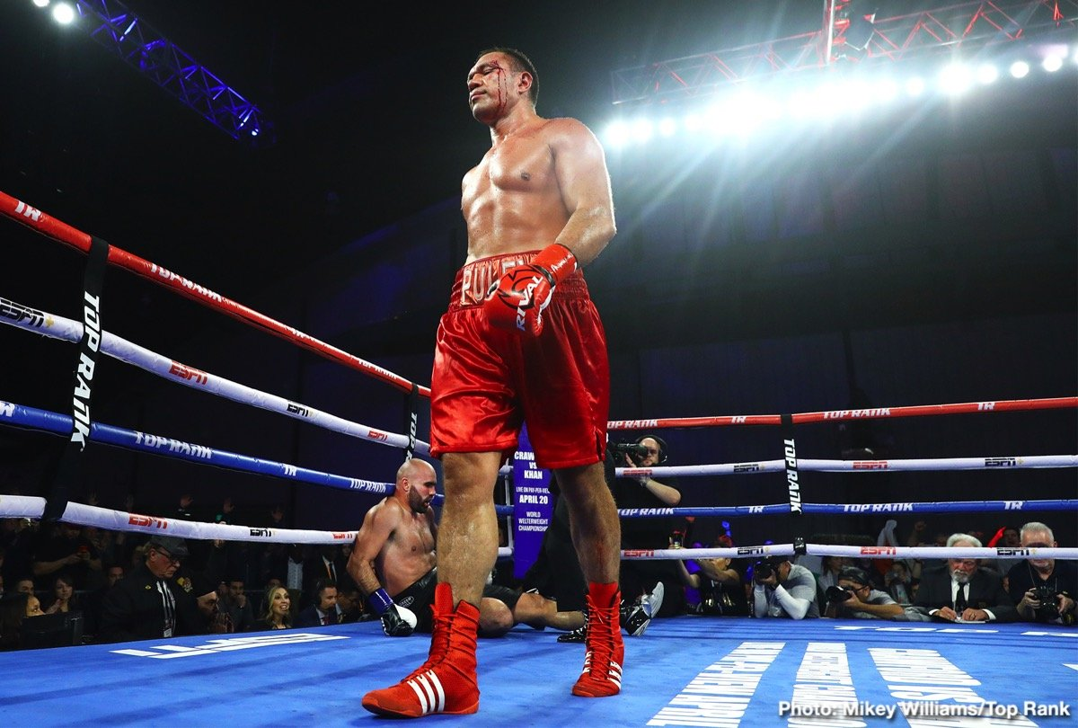 """Kubrat Pulev - As he awaits his mandated shot at the IBF heavyweight title currently held by Andy Ruiz, experienced veteran Kubrat Pulev looks to keep himself busy. Reports came out a while back that told us Pulev, beaten only by a peak Wladimir Klitschko, would face Mark De Mori (of David Haye """"fame"""") next. That match-up was widely ridiculed, and now De Mori is out and another, tougher fighter, is in: Rydell Booker."""