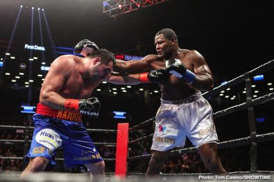 Christian Hammer Eduardo Ramirez Luis Ortiz Boxing News Boxing Results Top Stories Boxing