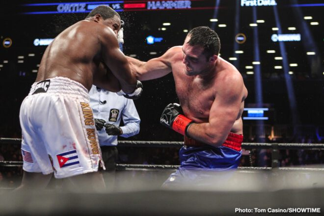 Christian Hammer, Luis Ortiz - Boxing News