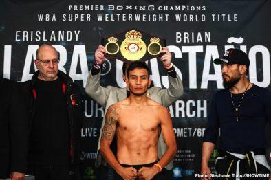 Brian Castano Christian Hammer Erislandy Lara Luis Ortiz Boxing News