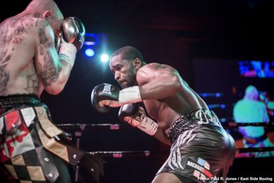 Demond Nicholson Jessie Nicklow Boxing News Boxing Results Top Stories Boxing