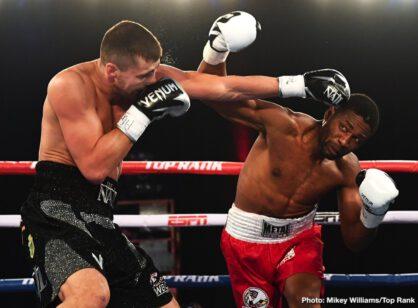 Doudou Ngumbu, Ray Robinson - Boxing News