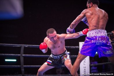 anthony peterson Argenis Mendez Lamont Peterson Sergey Lipinets Boxing News Boxing Results
