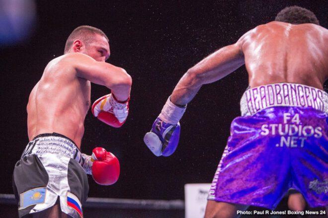 anthony peterson, Argenis Mendez, Lamont Peterson, Sergey Lipinets - Boxing News