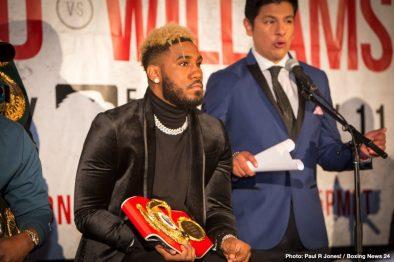 Jarrett Hurd Julian Williams Boxing News