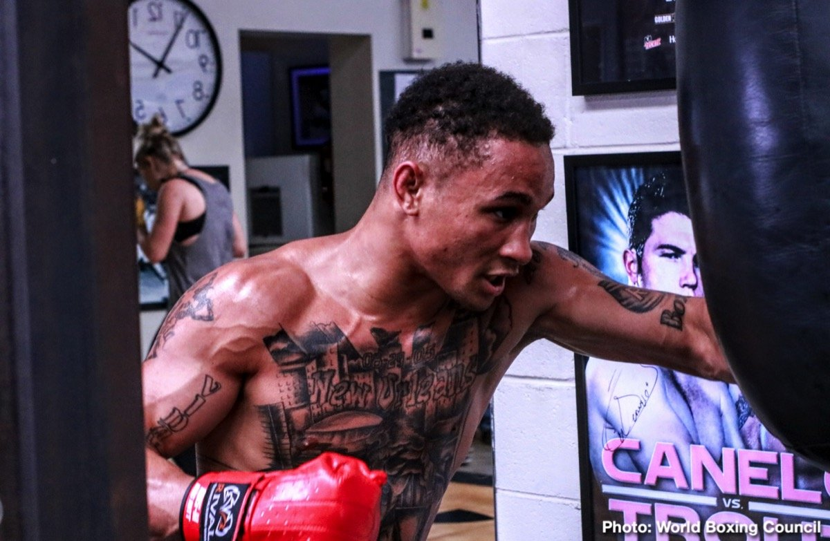 Kiryl Relikh - In exactly one month American Regis Prograis (23-0, 19 KOs), the WBC 140lb Diamond champion, will be battling Belarus' WBA title-holder Kiryl Relikh (23-2, 19 KOs) in the WBSS super-lightweight semi-final at the Cajundome in Lafayette, LA, USA. Fans in the U.S. and Canada can watch all the Ali Trophy semi-finals LIVE, exclusively on DAZN.