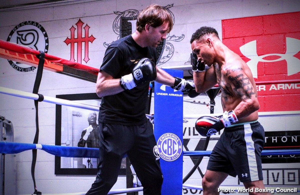 Kiryl Relikh Regis Prograis Boxing News