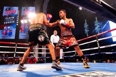 Blair Cobbs Mercito Gesta Boxing Results Press Room