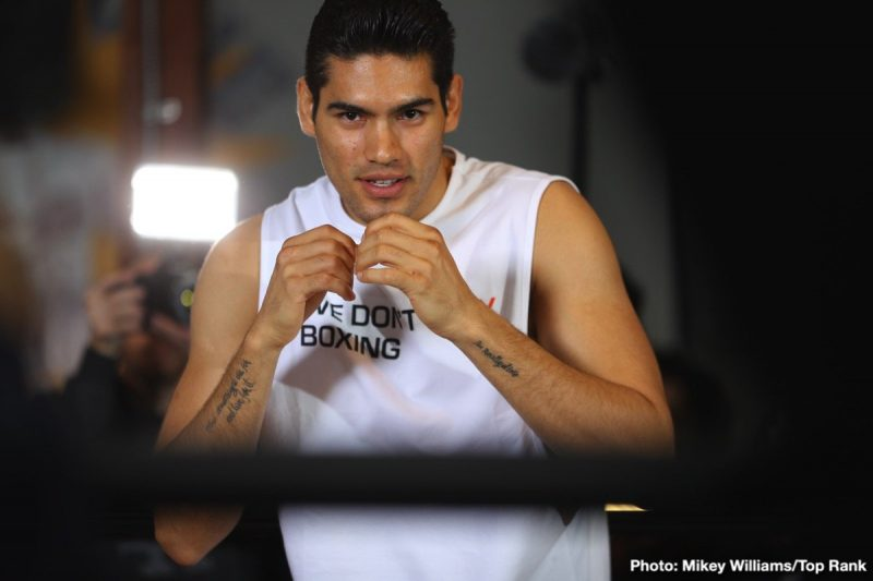 Anthony Crolla Gilberto Ramirez Tommy Karpency Vasyl Lomachenko Boxing News