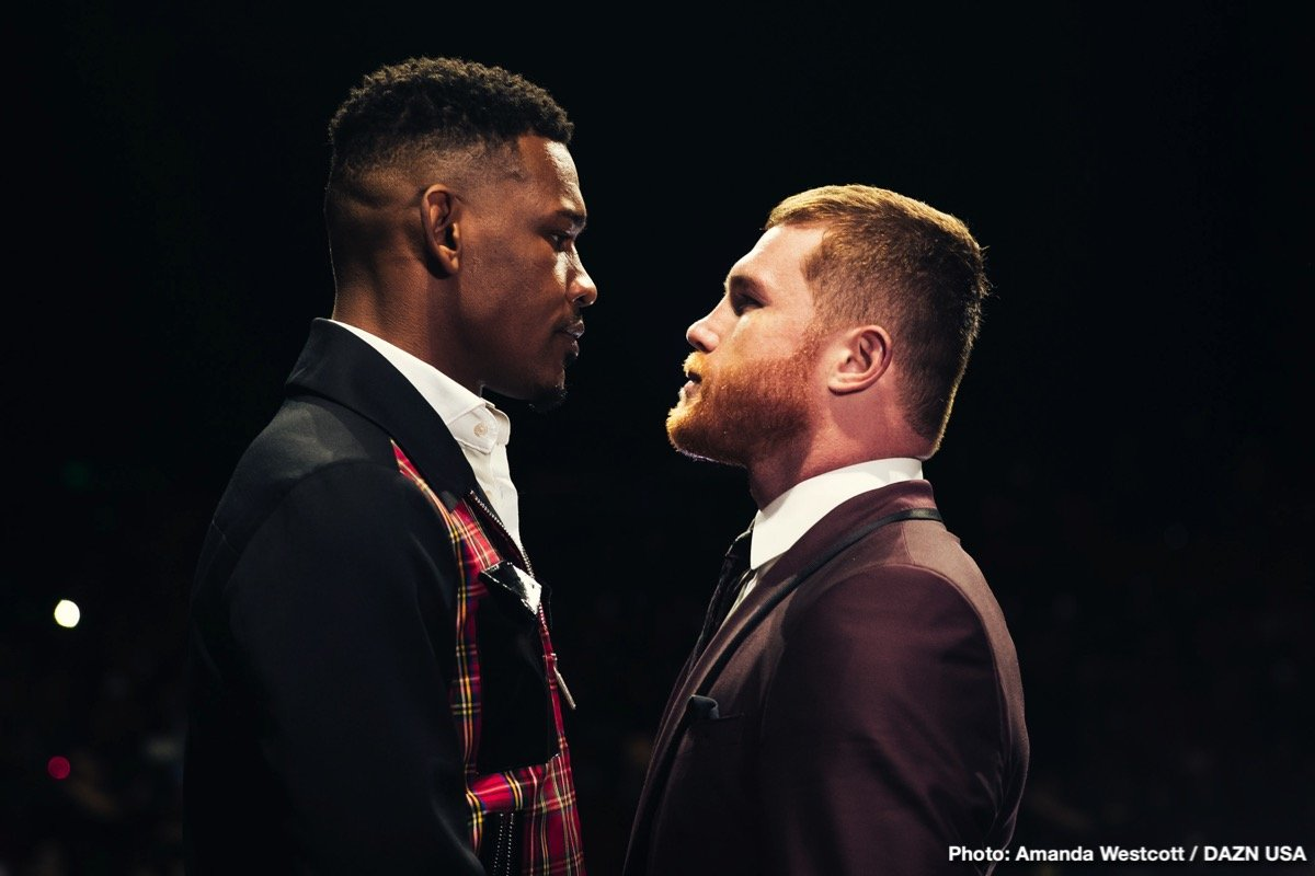 "Abel Sanchez, Danny Jacobs, Saul ""Canelo"" Alvarez - IBF middleweight champion Daniel Jacobs (35-2, 29 KOs) will be two points down on the scorecards the moment his fight starts with WBA/WBC middleweight champion Saul Canelo Alvarez (51-1-2, 35 KOs) on May 4 on DAZN in Las Vegas, Nevada, according to Gennady Golovkin's trainer Abel Sanchez. He feels that Jacobs will need either a knockout or knockdowns of Canelo, 28, in order for him to have a chance of winning the fight."