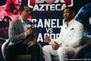 "Daniel Jacobs, Saul ""Canelo"" Alvarez - Boxing News"