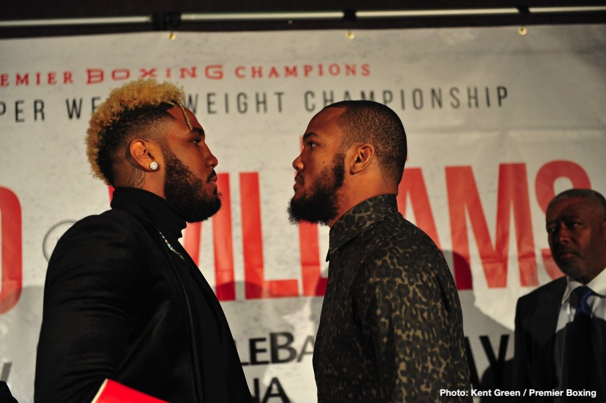 Jarrett Hurd Julian Williams Boxing News