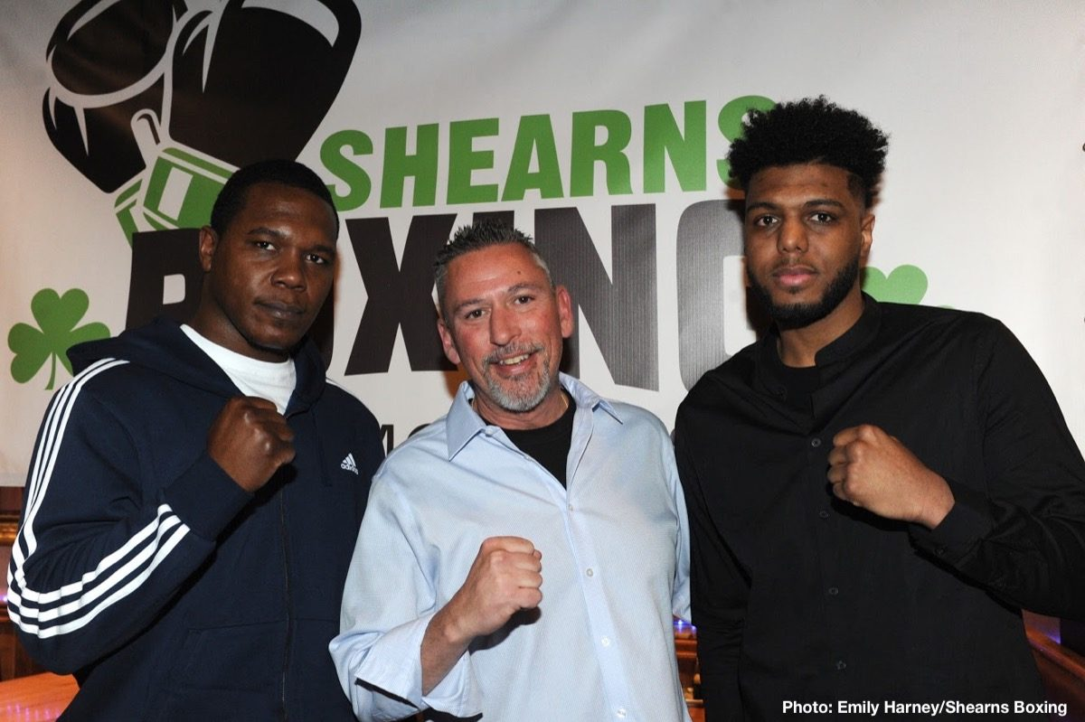 Kendrick Ball Jr. Boxing News