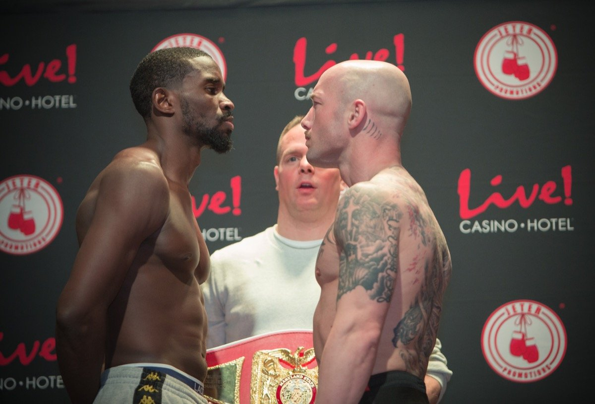 - By Paul R Jones!  Hanover, MD – Tonight's showdown between rising super middleweight contender Demond 'D'BestAtIt' Nicholson (20-3-1, 19 KOs) and veteran Jessie Nicklow (27-9-3) at the Maryland Live! Casino • Hotel in Hanover (MD), is a bout in which Nicholson aims to prove that his name belongs alongside the best fighters in the division.