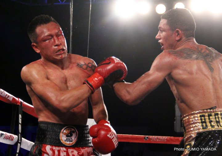 Francisco Vargas Miguel Berchelt Boxing News