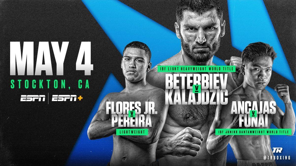 Artur Beterbiev Radivoje Kalajdzic Boxing News
