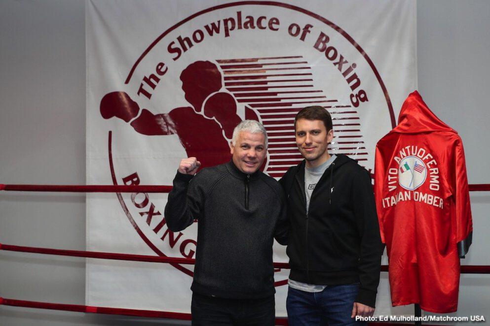 Dmitry Bivol, Joe Smith Jr. - Press Room