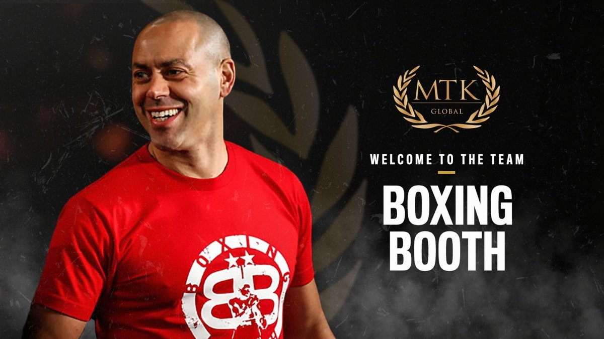 - MTK Global is delighted to announce a deal with Boxing Booth to act as advisors to Adam Booth's elite stable of fighters.