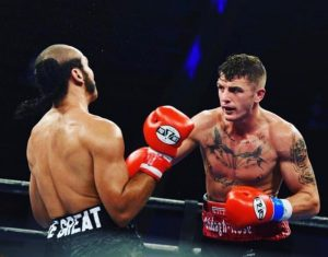 Connor Coyle -  Roy Jones, Jr. (RJJ) Boxing Promotions has announced the signing of undefeated Irish middleweight prospect Connor Coyle (9-0, 3 KOs) to an exclusive, long-term promotional contract.
