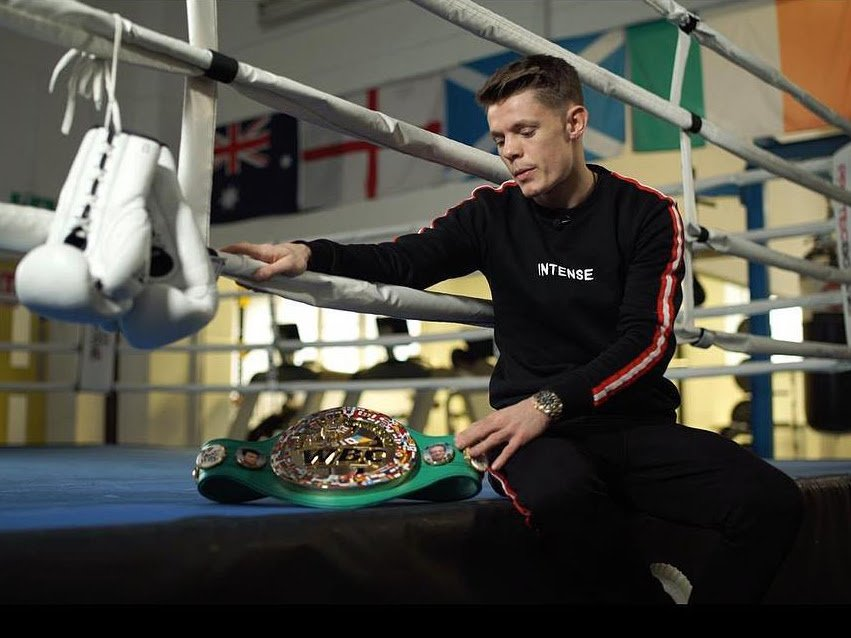 MTK Global is delighted to confirm world champion Charlie Edwards has signed a new management contract.