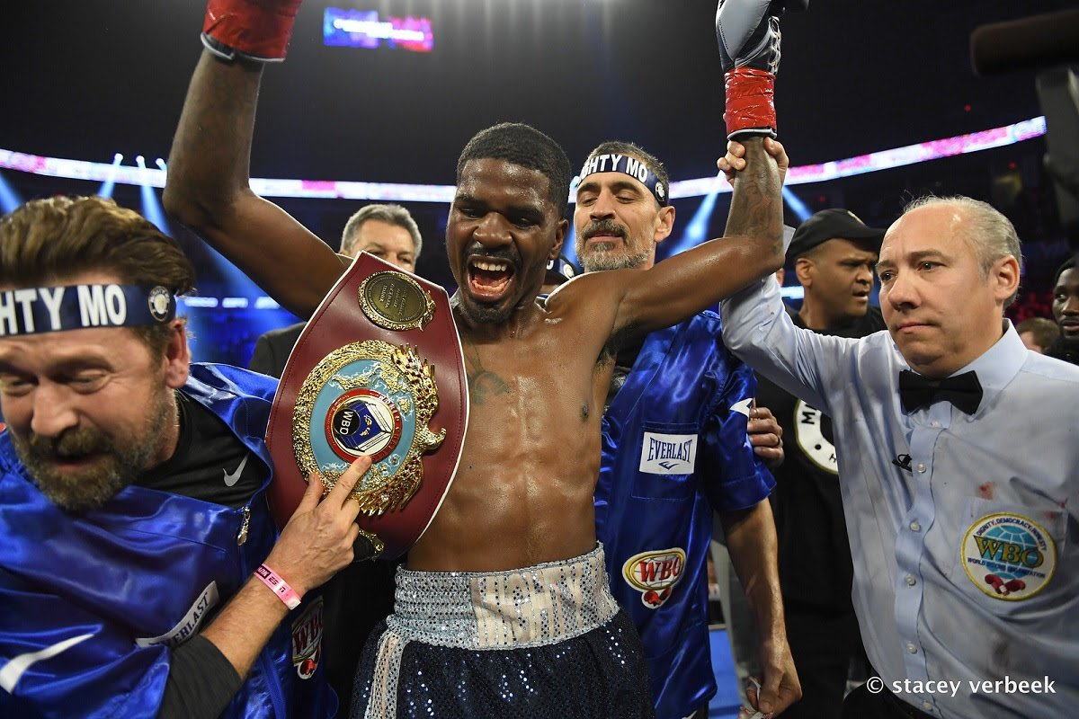 Maurice Hooker, Mikkel Lespierre - Maurice Hooker says he'll bring the heat early to Mikkel LesPierre and send a big statement to the rest of the division when he defends his WBO World Super-Lightweight title for the second time at the Turning Stone Resort Casino in Verona, New York on Saturday March 9, live on DAZN in the US and on Sky Sports in the UK.