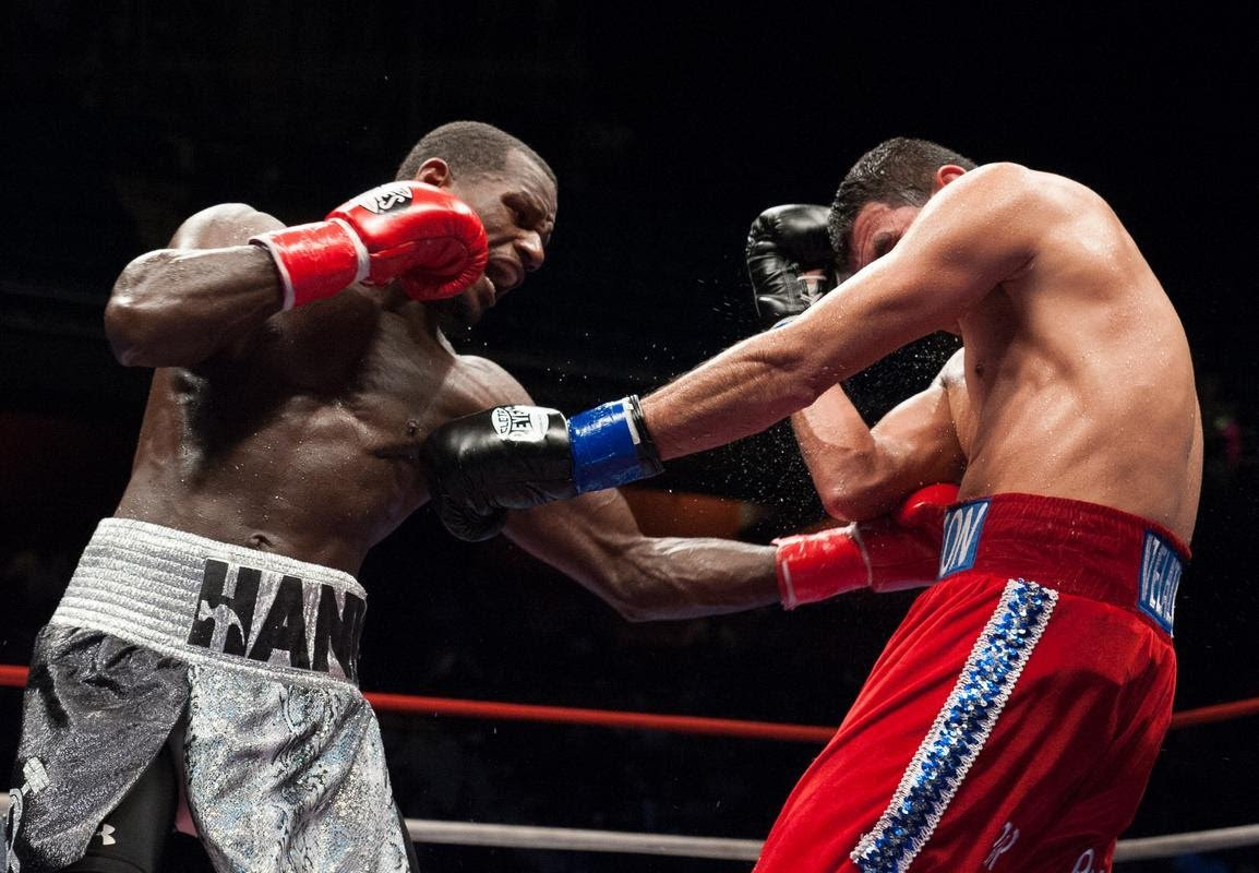 Hank Lundy - Fresh off its sold-out season opener at Twin River Casino Hotel last weekend, CES Boxing puts some of its top fighters to the test this month on various shows across the region.