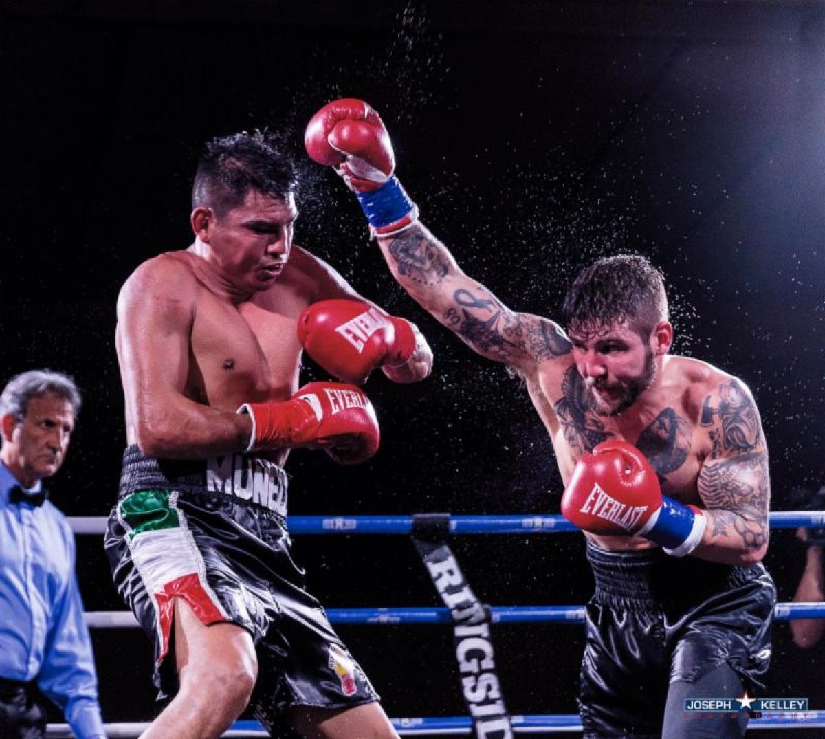 - A sold out crowd watched hometown hero, Greg Vendetti (21-3-1, 12 KOs) break down Alan Zavala (15-4, 13 KOs) over 10 exciting rounds to win a unanimous decision last night at Melrose, Massachusetts' historic fight venue, Memorial Hall.