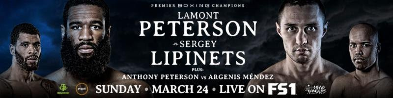 Lamont Peterson Sakio Bika Sergey Lipinets Press Room
