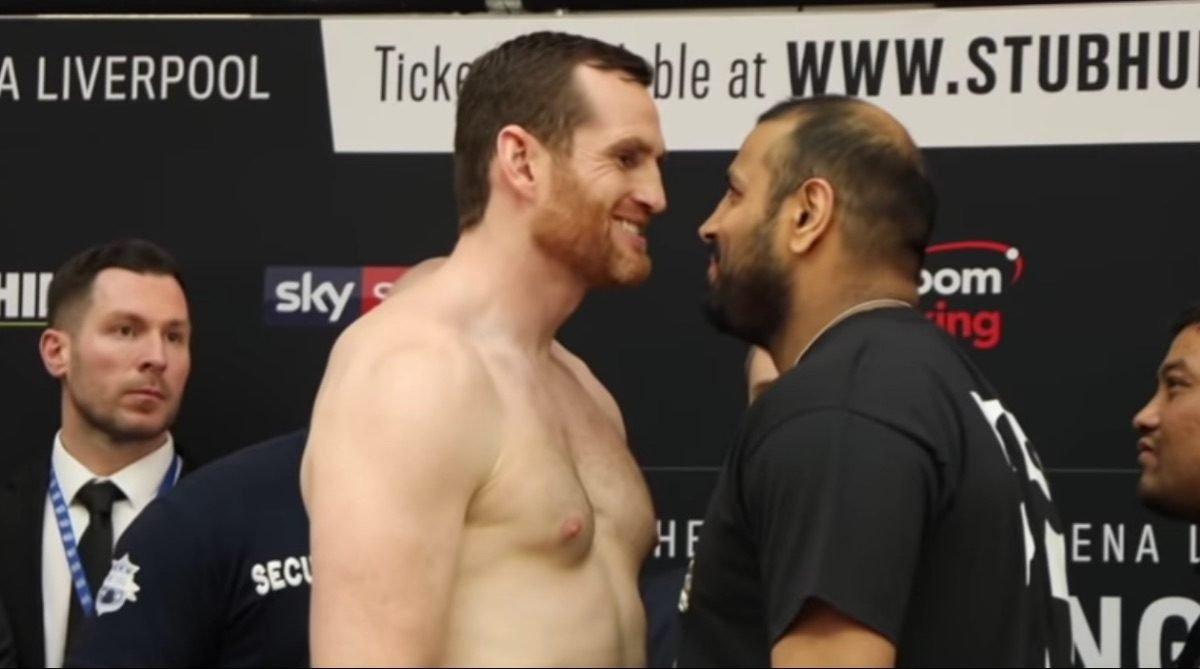 David Price Kash Ali Boxing News British Boxing