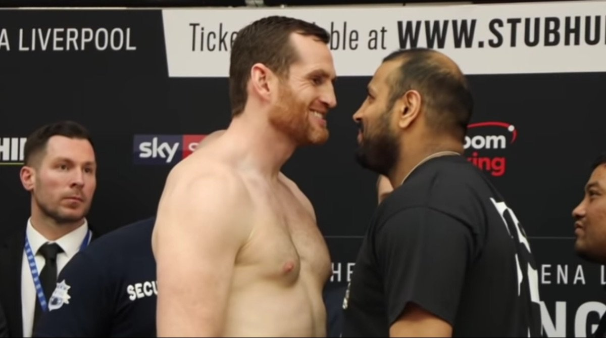"""David Price, Kash Ali - David Price has admitted that he needs to """"destroy"""" undefeated Brummie Kash Ali at The M&S Bank Arena Liverpool on Saturday if he wants to keep his name relevant in the Heavyweight division."""