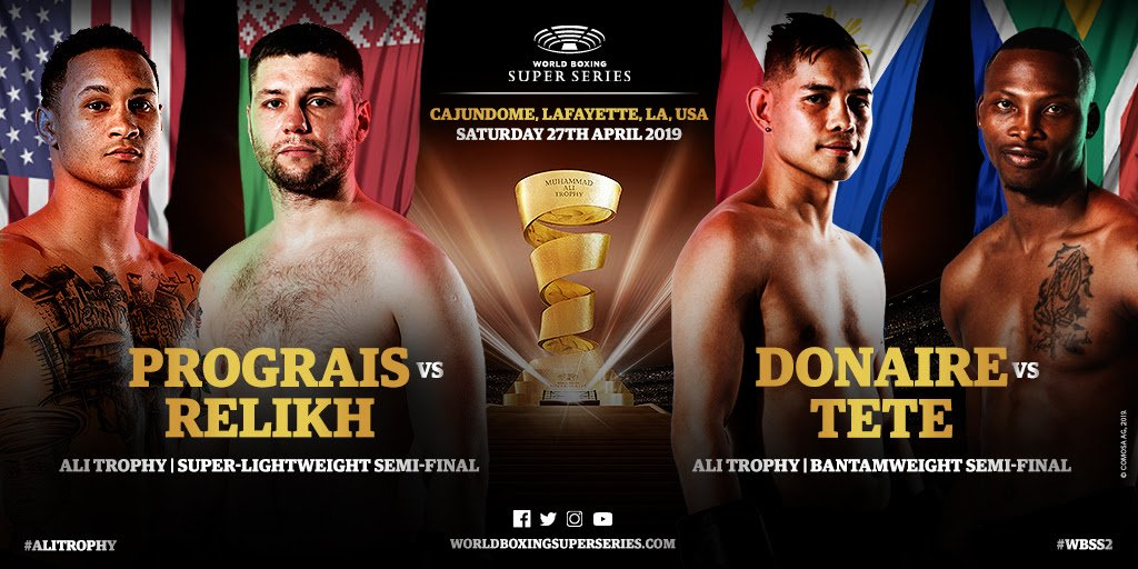 Ivan Baranchyk - WBSS reach deal with Matchroom Boxing to air Semi-Finals live on Sky Sports