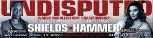 Jermaine Franklin - Unbeaten rising heavyweight contenders Jermaine Franklin and Otto Wallin will be looking to make a splash and announce themselves in the heavyweight division when they step in for separate bouts live on SHOWTIME Saturday, April 13 from Boardwalk Hall in Atlantic City.
